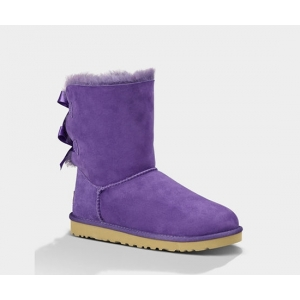 Ugg Women Bailey Bow - Purple