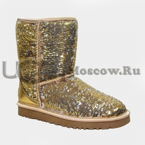 Ugg Women Sparkles - Multi Gold