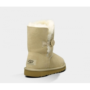 UGG Kids Bailey Button - Sand
