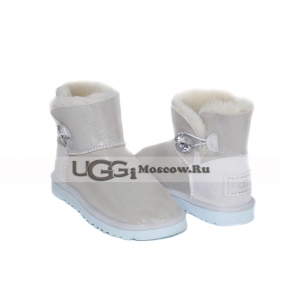UGG Bailey Button Mini Bling - I Do!