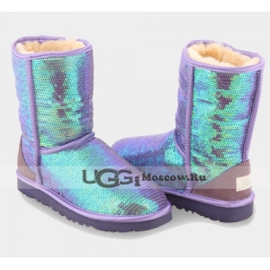 Ugg Women Sparkles - Multi Purple