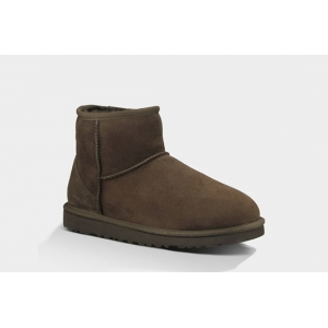 UGG Women Classic Mini - Chocolate