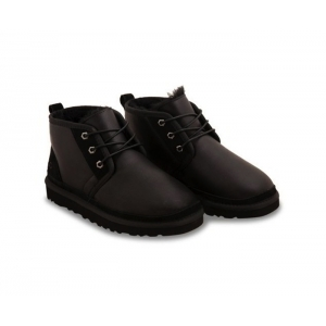 UGG Mans Neumel Metallic - Black