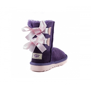Ugg Kids Toddlers Bailey Bow - Violet and Rose