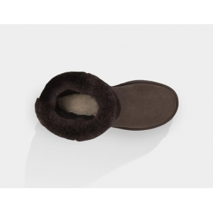 UGG Women Classic Short - Chocolate