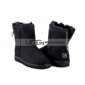 Ugg Women Zip Mini - Black