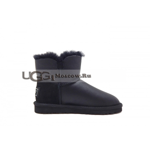 UGG Bailey Button Mini Metallic Bling - Black