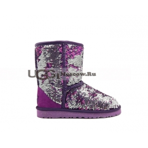 Ugg Women Sparkles - Multi Rose