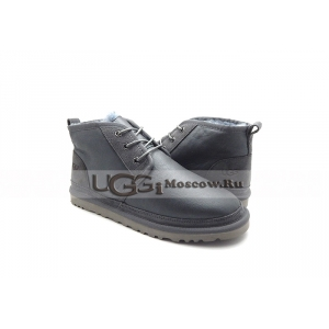 UGG Mans Neumel Metallic - Grey