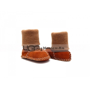 UGG Baby Little Ones - Chestnut