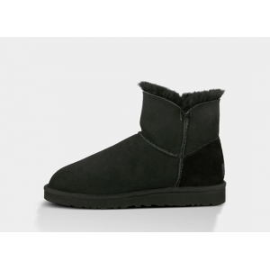 UGG Bailey Button Mini - Black