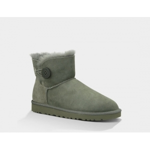 UGG Bailey Button Mini - Grey
