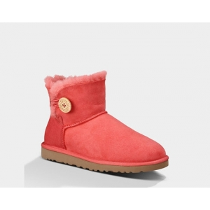 UGG Women Bailey Button Mini - Pink