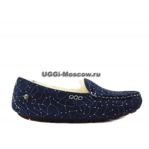UGG Moccasins Ansley Constellation - Navy