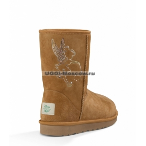 UGG Disney Classic Short Tinker Bell Crystal