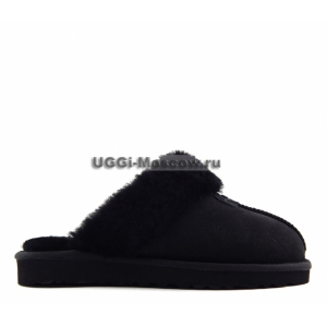 Ugg Slipper High - Black