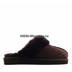 Ugg Slipper High - Chocolate