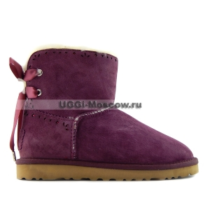 Ugg Women Mini DIXI FLORA - Purple