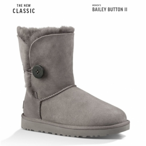 BAILEY BUTTON SHORT II GREY