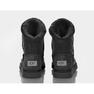 UGG Women Jimmy Choo Starlit - Black