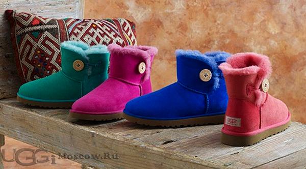 Угги мини - модный тренд и удобная обувь